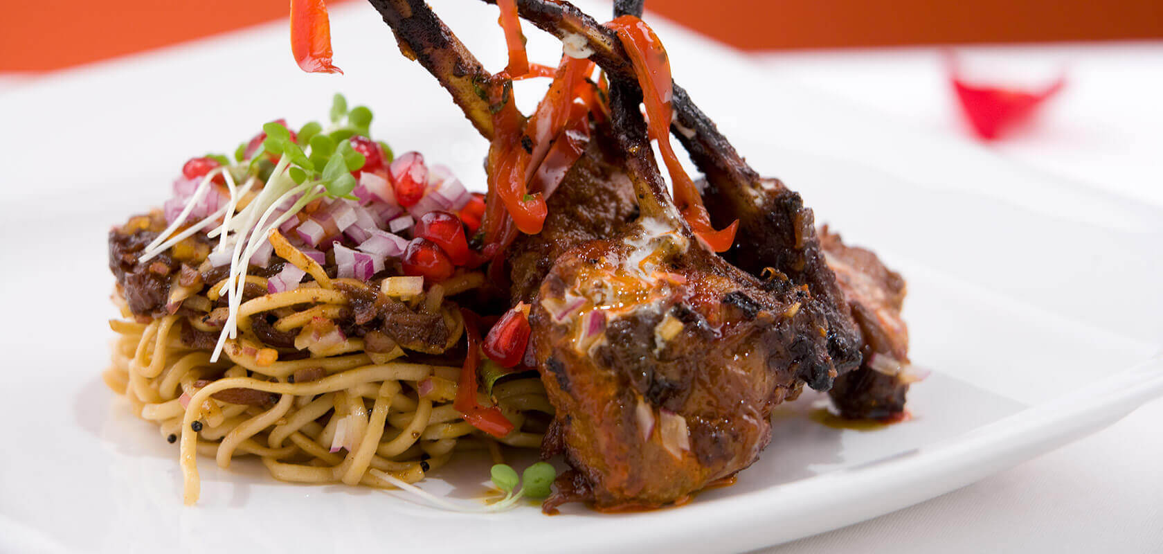 Indian Food created by Zari - Indian Restaurant Crawley